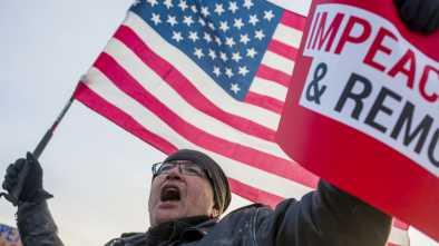 Deranged Anti-Trumpers Bemoan Weak Turnout for Impeachment Rallies
