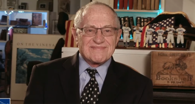 Dershowitz: Cohen's Guilty Plea 'Not Nearly as Deadly Lethal' for Trump as Many Think
