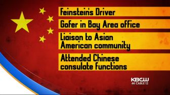 Details Emerge About Chinese Spy Who Worked for Sen. Feinstein 1