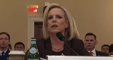 DHS Sec. Nielsen Defends Trump's Misstatement on Border Apprehensions 1
