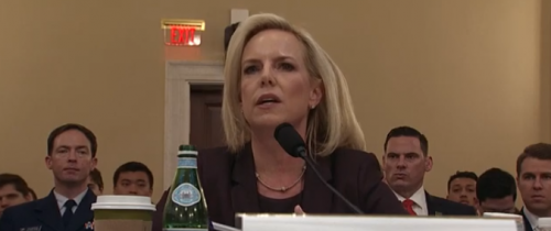 DHS Sec. Nielsen Defends Trump's Misstatement on Border Apprehensions 1
