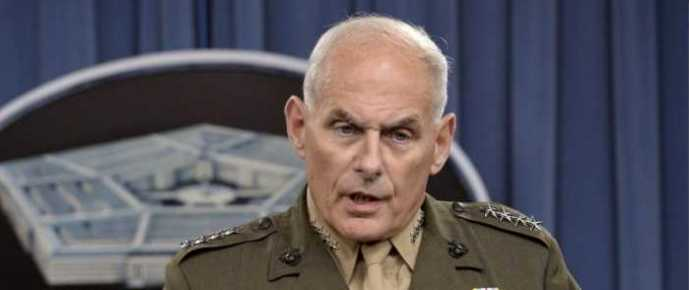 DHS Secretary Kelly: Stay in Your Homes