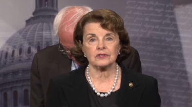 Dianne Feinstein Wants to Raise Minimum Age for Buying Rifles to 21