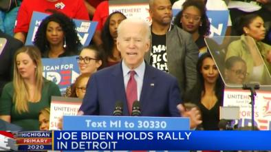 Did a Joe Biden Rally Cause Michigan's Coronavirus Explosion?