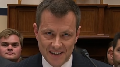 Disgraced Peter Strzok Warns He'll Respond to Trump's 'Attacks'