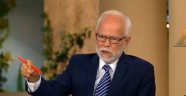 Disgraced TV Evangelist Jim Bakker Persists, Preaching Apocalypse