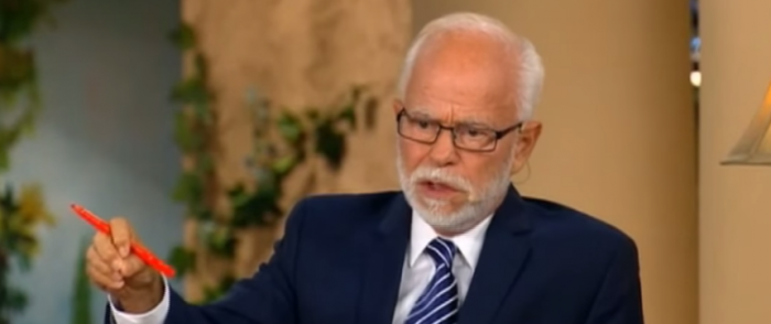 Disgraced Tv Evangelist Jim Bakker Persists Preaching Apocalypse