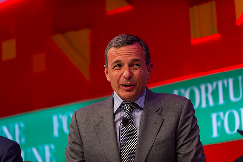 Robert Iger photo