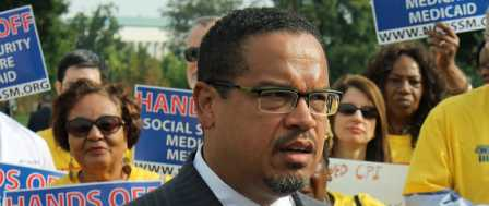 DNC Chair Ellison Attended Private Dinner w. Iran's President and Farrakhan