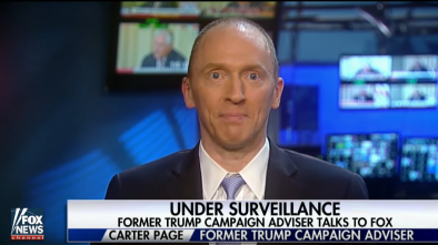 DOJ Releases Carter Page FISA Application 1