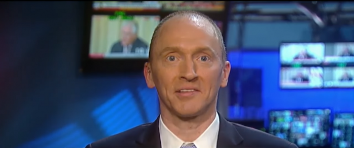 DOJ Releases Carter Page FISA Application