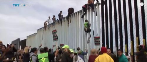 Dozens of Central Americans Seek Asylum at US Border