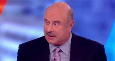 Dr. Phil: Kanye West 'Highly Funcitonal,' Can 'Own What He Says'