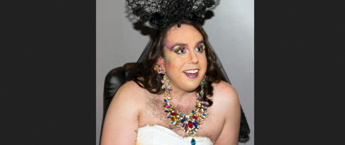 Drag Queen Takes $20,000 Loan to Marry His Alter Ego