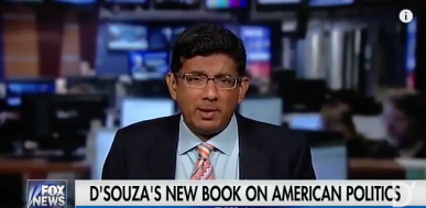 D'SOUZA: Democratic Party Invented White Nationalism