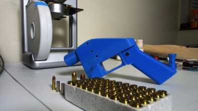 Eight States Craft Lawsuit Against 3D Printed Guns