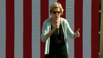 Elizabeth Warren Criticized for Lack of Diversity at Rallies