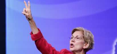 Elizabeth Warren Sneers Biden: a 'Candidate' Democrats 'Don't Believe in'