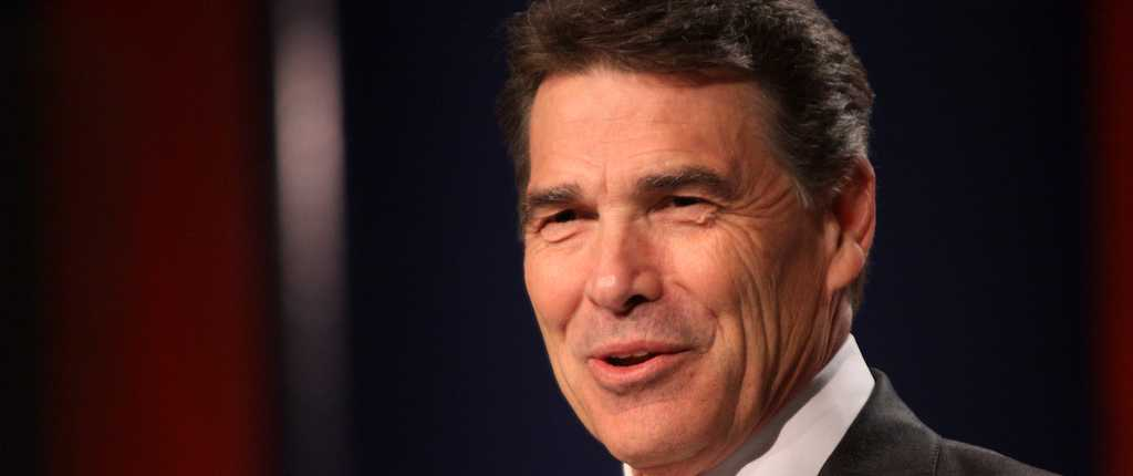 Energy Sec. Rick Perry Says He Will Resign by Year's End