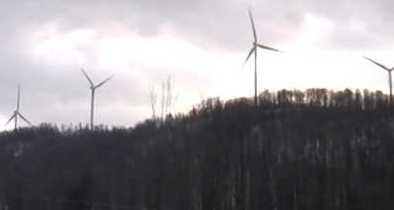 ENVIRO VS. ENVIRO: Wind Turbines Pollute Vermont Mountains