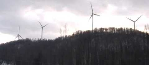 ENVIRO VS. ENVIRO: Wind Turbines Pollute Vermont Mountains