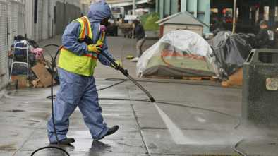 EPA Warns Calif. to Clean Up Its Homeless Problem or Risk Penalties