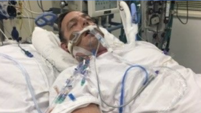 ER Nurse In a Coma After Being Coughed on By Patient