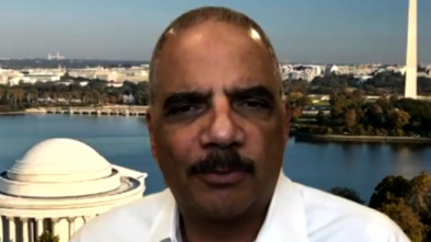 Eric Holder, Who Resigned in Wake of Ferguson Riots, Touts His Police 'Reform' Record