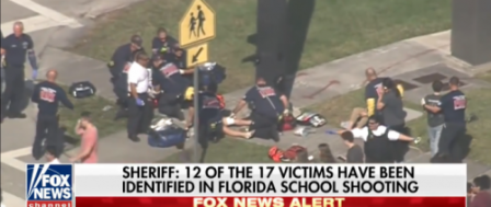 Expelled Student Shoots 17 Dead at Florida High School 1