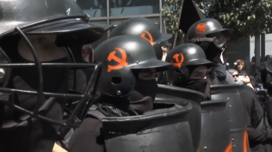 Facebook Bans Trump Ads Criticizing Antifa for 'Hate Speech' Symbol Used by Nazis 3