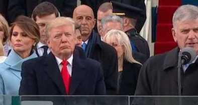 Faith Leaders Praise Trump's Action to Protect Religious Liberty