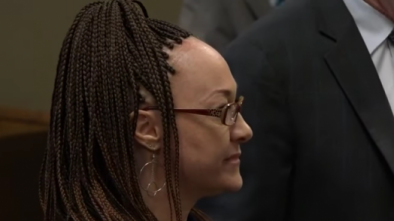 Fake Black Woman Rachel Dolezal Booked in Jail for Welfare Fraud