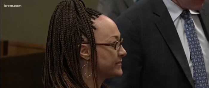 Fake Black Woman Rachel Dolezal Booked in Jail for Welfare Fraud