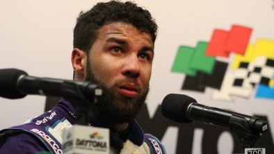 FAKE NOOSE: No Charges in Incident Surrounding Bubba Wallace's Garage Stall