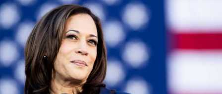 Far-Left Sen. Kamala Harris Already Being Called Democrat 'Frontrunner'