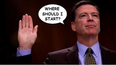 FBI Officer: 'Every Single Memo Comey Leaked Was Classified'