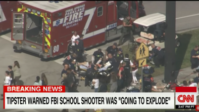 FBI Tip Line: Suspected FL Shooter Was 'Going to Explode'