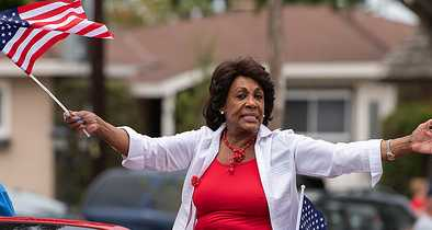 FEC Complaint Filed Against Rep. Maxine Waters