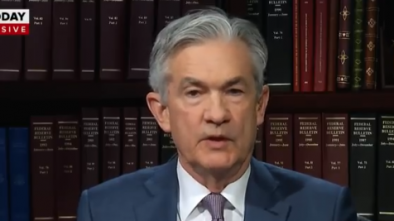Fed Chair Powell Says Will Provide Nearly Unlimited Lending