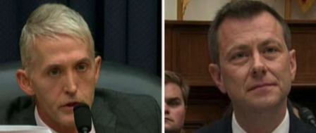 Fireworks at Strzok Hearing; GOP Reps Fume