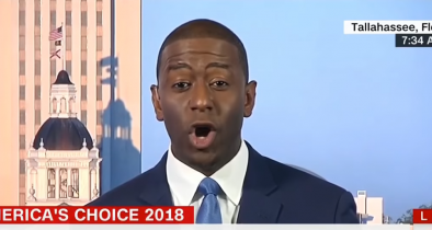 FL Dem Gov. Candidate Andrew Gillum Affirms Plans to Abolish ICE