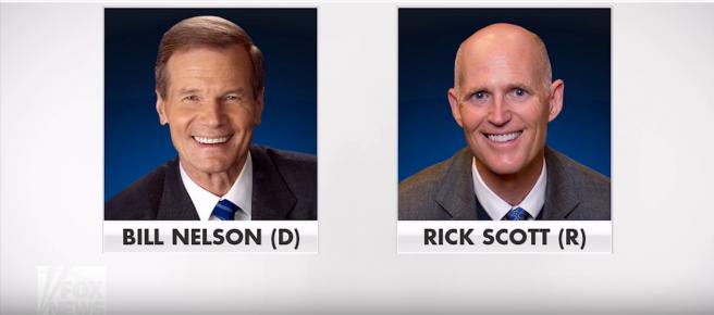 FL Gov. Scott Demands Sen. Nelson Provide Proof of Russian Election Influence