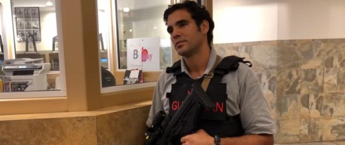 Florida High School Hires Armed Veterans to Guard Building