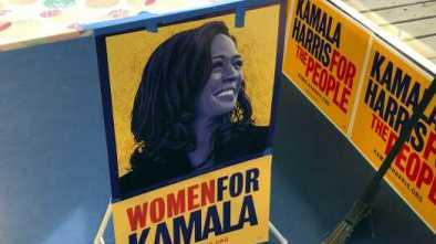Former Calif. Senator Says Faltering Kamala Reminds Him of Jimmy Carter