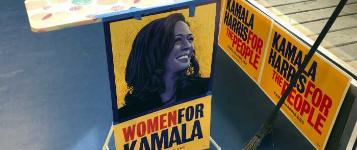 Former Calif. Senator Says Faltering Kamala Reminds Him of Jimmy Carter