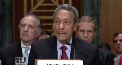 Former Democratic Rep. Mel Watt Accused of Sexual Harassment