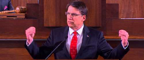 Former Gov. McCrory Compares Statue Vandals to Nazi Book Burners 1