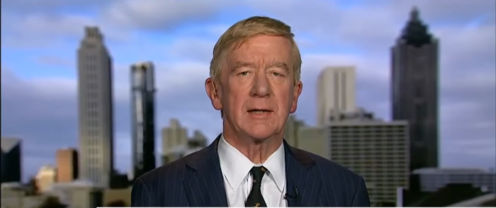 Former Massachusetts Gov. Switches Back to the GOP to Prepare for Potential Primary Challenge