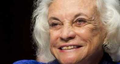 Former Supreme Court Justice Sandra Day O'Connor Has Dementia