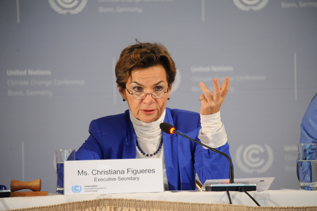 Christiana Figueres photo